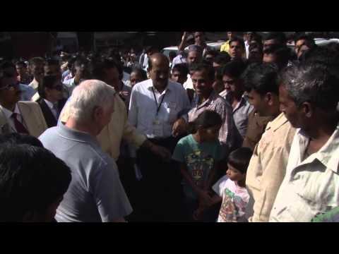 Visit to Mumbai