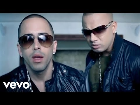 Yandel - Music video by Wisin & Yandel performing Sexy Movimiento. (C) 2007 Machete Music.