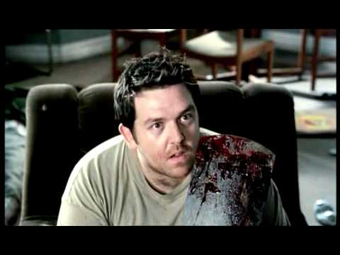Shaun of the Dead (2004) BRRip 550MB