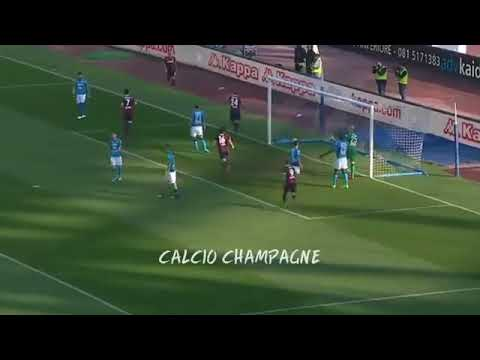 Napoli vs Bologna 3 1 All Goals and Highlights Serie-A 28-01-2018