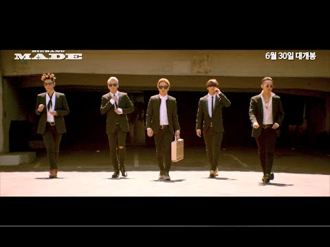 BIGBANG10 THE MOVIE - 'BIGBANG MADE' TRAILER