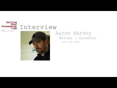 SYS 288: Aaron Harvey Talks About How He Got His Latest Crime Film (Into The Ashes) Produced