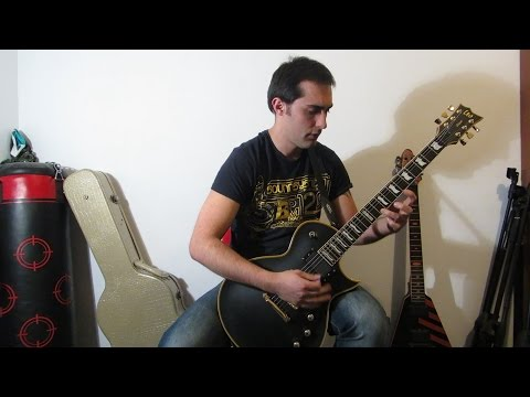 Andy James - Continumm solo  (Aitor EpaS Cover)