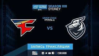 FaZe vs Grayhound - IEM Sydney XIII - map3 - de_dust2 [Anishared, GodMint]