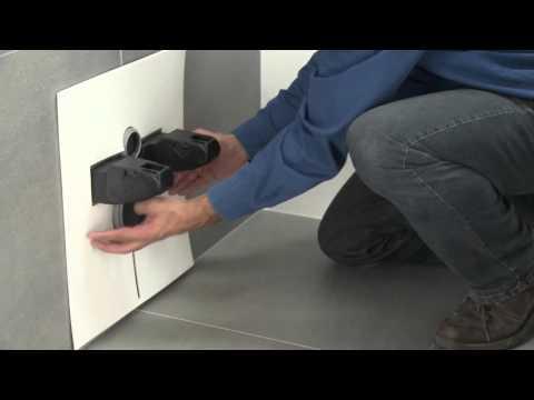 Juhendav film Gustavsbergi Suprafix kinnitus seinale paigaldatava WC-poti jaoks