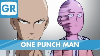 Video GR Anime Review: One Punch Man MP3, 3GP, MP4, WEBM, AVI, FLV Juni 2018