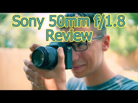 Sony 50mm f/1.8 AutoFocus / First Impressions Review