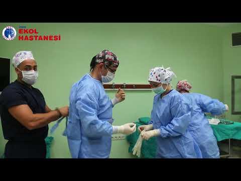 Dev Tükürük Bezi Tümörü Ameliyatı - İzmir Ekol Hastanesi