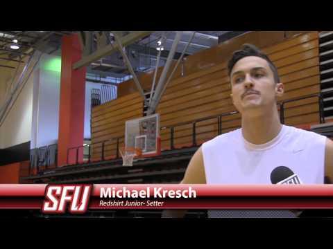 Saint Francis U Men's Volleyball 2015 Season Preview