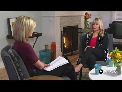ABC World News Tonight 01/11/18 - Tonya Harding's mother says steak knife incident never happened.