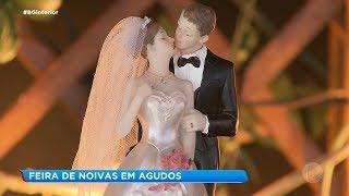 Agudos: feira de noivas mostra novidades do setor