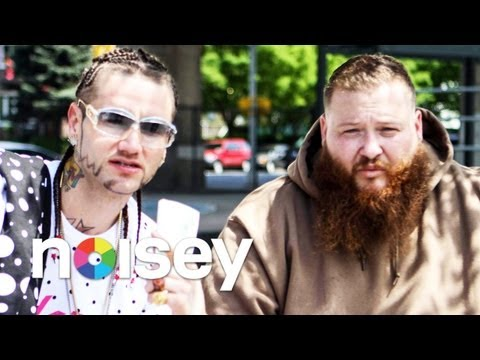 Action Bronson - 'Strictly 4 My Jeeps'