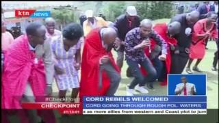 Baringo Senator Gideon Moi Welcomes CORD Rebels Into KANU