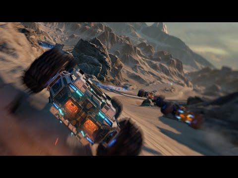 GRIP: Combat Racing #4
