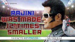 Video Rajini was made 12 times smaller, reveals Art Director Muthuraj | VJ Abishek | Open Pannaa MP3, 3GP, MP4, WEBM, AVI, FLV Desember 2018