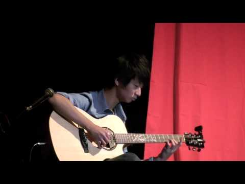H.M. Blues by The King of Thailand! – Sungha Jung (Live)