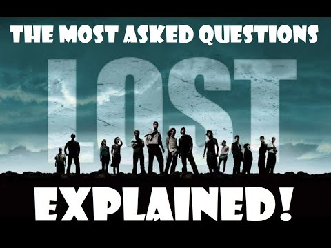 The Most Asked Lost Questions! (Finally Explained)