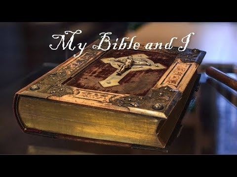 God quotes - My Bible and I