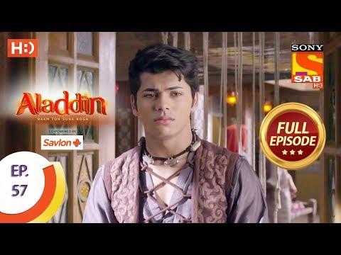Aladdin - Ep 57 - Full Episode - 3rd November, 2018