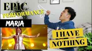"""Video MARIA - """"I HAVE NOTHING"""" Road to GRAND FINAL Performance 