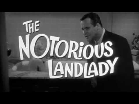 The Notorious Landlady - Fragman