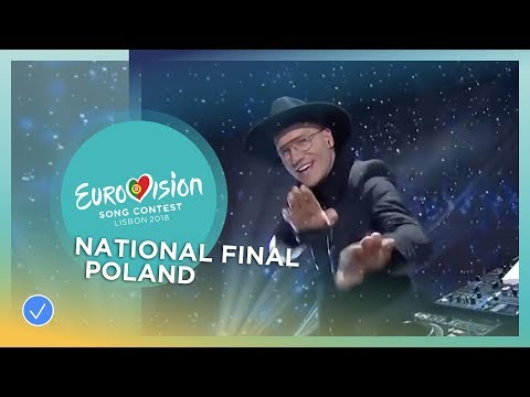Gromee feat. Lukas Meijer - Light Me Up - Poland - Official Video - Eurovision 2018