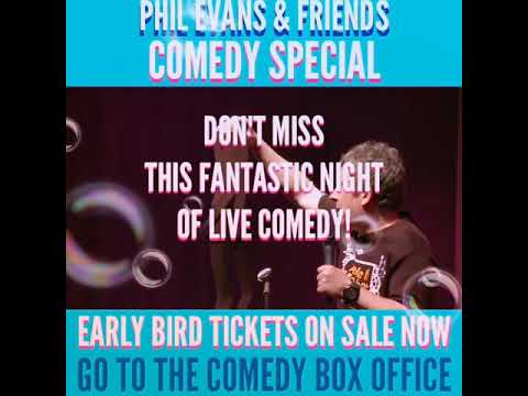 Phil Evans & Friends Love, Laughter and Grit💕😅💪 Valentine's Day & Scottish Burns' Night Friday 25