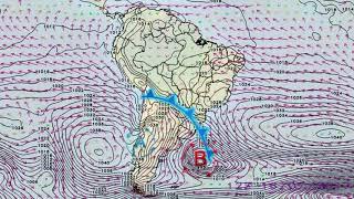 A meteorologista Josélia Pegorim comenta sobre uma forte onda de frio que chega ao Brasil no começo da segunda quinzena de julho de 2017 e nova possibilidade...