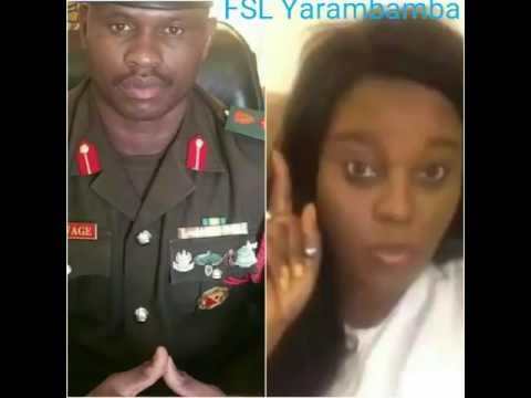 Gambia: Fatou Camara Confronts General Savage On The Phone