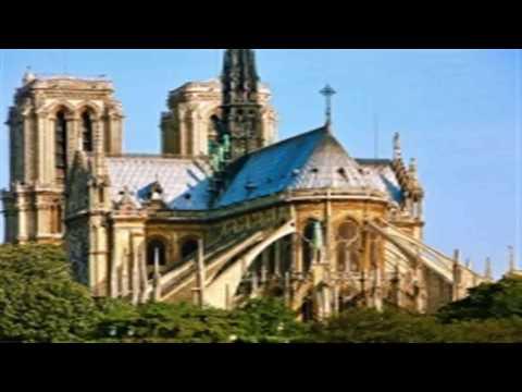 Floor Plan Notre Dame Cathedral Paris