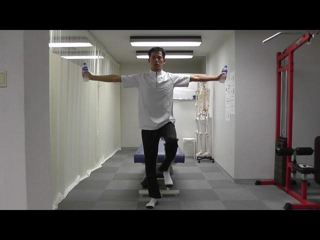 【セルフケア動画】筋膜の滑走を促して骨盤矯正 『ペットボトル足踏み』