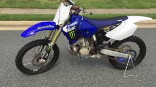 5. Fully built 2009 Yamaha YZ-250 two stroke dirtbike