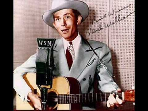 ����� Hank Williams - Thy Burdens Are Greater Than Mine
