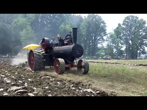 STEAM - Michigan Steam Engine and Threshers Club.