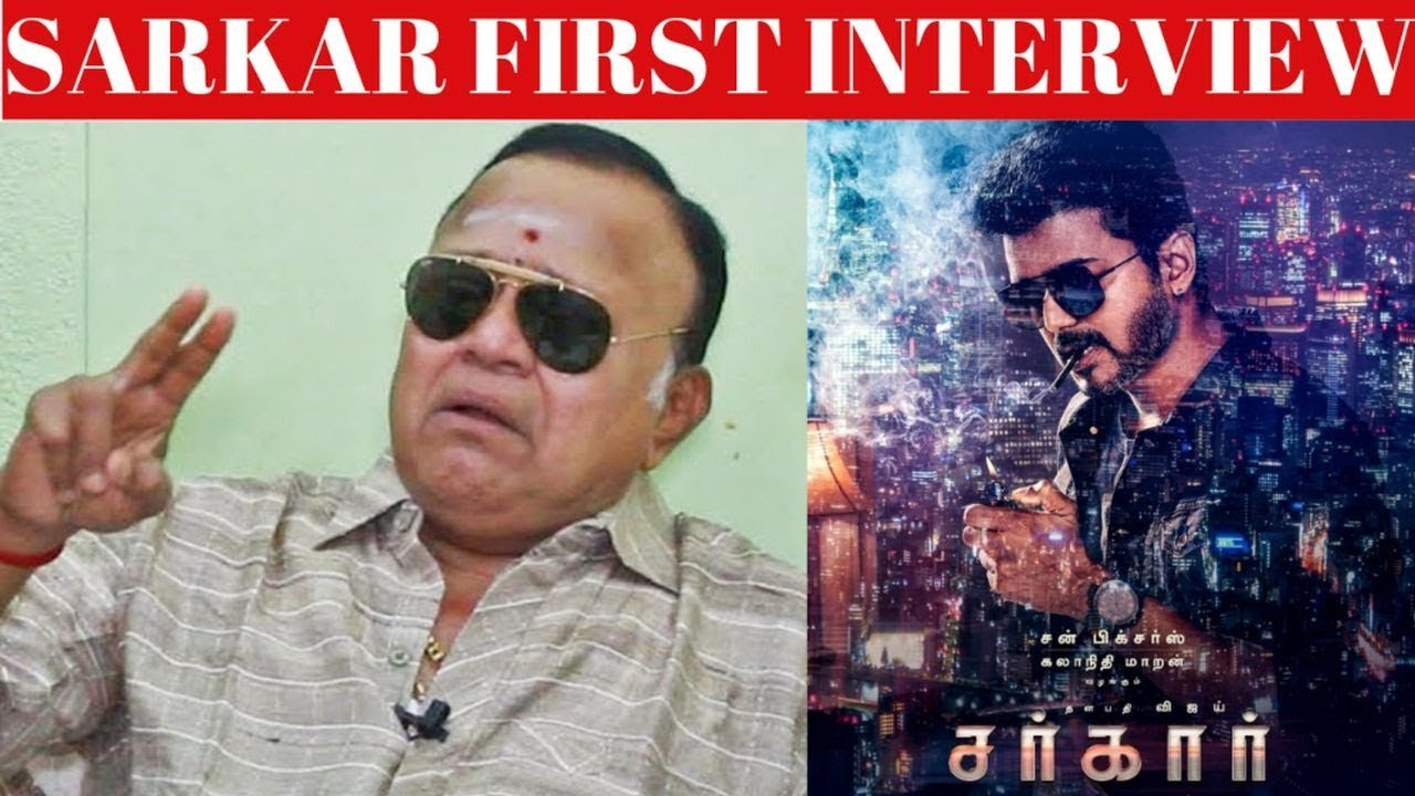 I play a Minister role fighting Vijay - Radha Ravi Exclusive Interview| Thalapathy 62