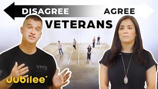 Video Do All Veterans Think The Same? MP3, 3GP, MP4, WEBM, AVI, FLV September 2019