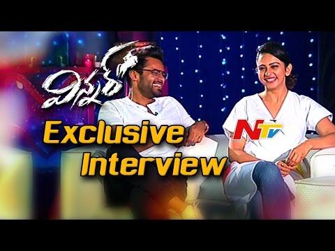 Winner Team Exclusive Interview | Sai Dharam Teja & Rakul Preet Singh