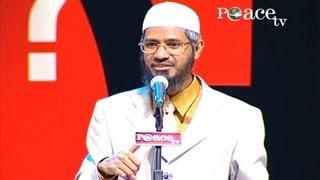 Is Terrorism a Muslim Monopoly? - Dr. Zakir Naik