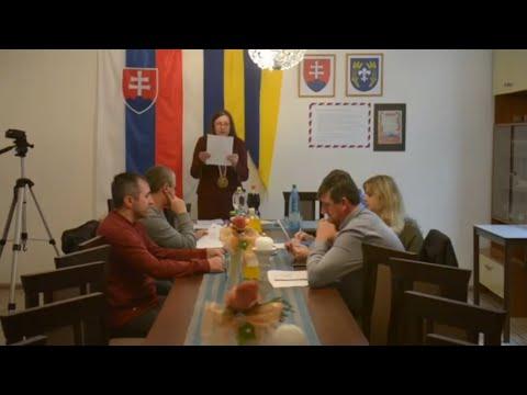 Zostrih z obecného zastupiteľstva v dedinke Fekišovce