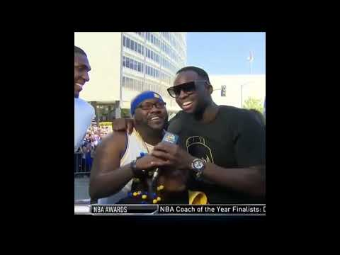 Draymond Green on the Cavs