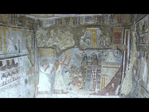 Αίγυπτος: Ανοιχτοί στο κοινό δύο αρχαίοι τάφοι