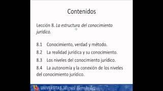 Umh1443 2013-14 Lec000 Presentación Filosofía Del Derecho Y Deontología