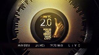 MASHUP NET 2.0 PRESENT INDONESIAN CHOICE AWARDS 2015