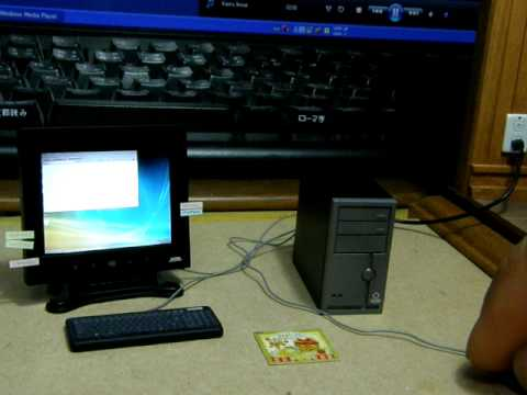 Miniature Working Computer