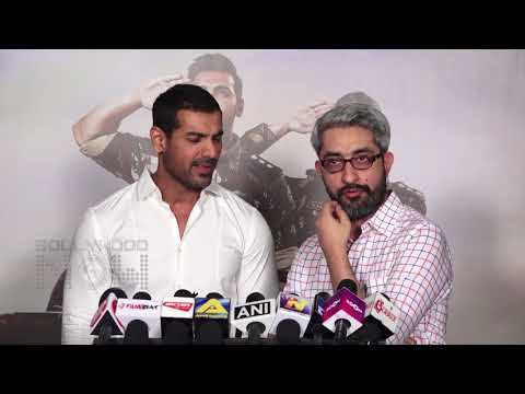Parmanu Success Party | John Abraham REACTS On The