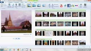Video How to make Movie from pictures, Images music and sound MP3, 3GP, MP4, WEBM, AVI, FLV Mei 2019