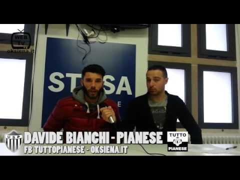 Intervista Davide Bianchi - Pianese
