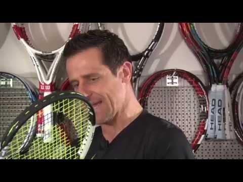 Racket-Check HEAD Graphene XT Speed Lite I Tennis-Point.de