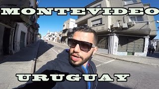 Montevideo Uruguay  City new picture : VLOG TRAVEL GUIDE MONTEVIDEO URUGUAY