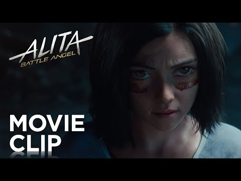 Alita: Battle Angel - Movie Clip Clip